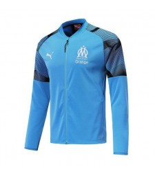 Olympique Marseille Blue Jacket 2018/2019