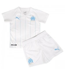Maillot Olympique Marseille Domicile Football Jersey 2019-2020