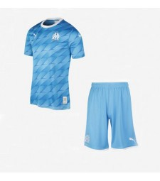Maillot de football Olympique Marseille Kids Away 2019-2020