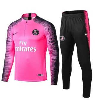 Survêtement Paris Saint Germain Rose 2018/2019