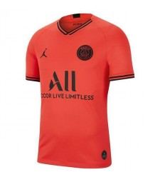 Jordan Paris-Saint Germain Maillot Exterieur Rouge 2019-2020