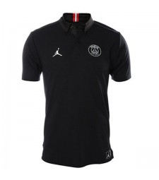 Jordan Paris Saint Germain Polo Noir 2018-2019