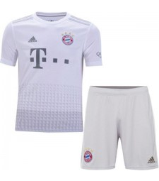 Bayern Munich Kit Kids Away Soccer Football Enfants 2019-2020