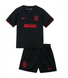 Atletico Madrid Away Kids Kit Soccer Kids Football Shirt Youth Uniform 2019-2020