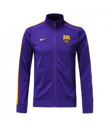 Barcelona Purple Jacket 2018/2019