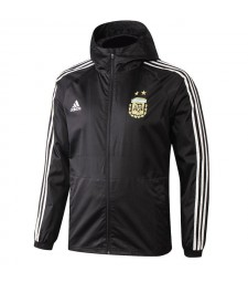 Argentina Black Windrunner 2018/2019
