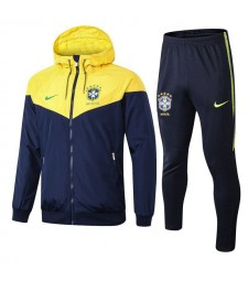 Brazil Royal Blue Windrunner+Pant 2018/2019