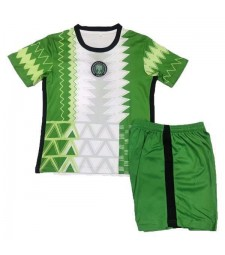 Nigeria Maillot Domicile Football Kids Kit 2021