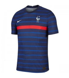 France Domicile Maillot de foot Mens Football Shirt Euro Cup 2020