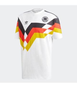 Allemagne Maillot de football rétro pour homme Maillot de football à domicile 1990