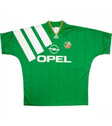 Irlande Retro Soccer Jerseys Hommes Football Shirts Home Uniforms 1992