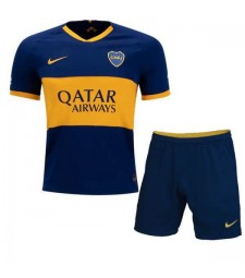 Kit de football Boca Juniors Home pour Enfants 2019-2020
