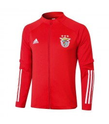 Survêtement de football Benfica Red Soccer Jacket 2020-2021
