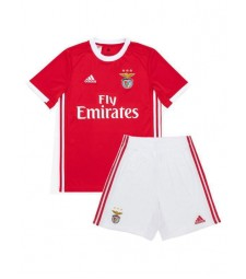 Benfica Home Kids Kit Maillot de foot enfants 2019-2020