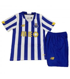 FC Porto maillot de football à domicile kit enfants maillots de football uniformes 2020-2021