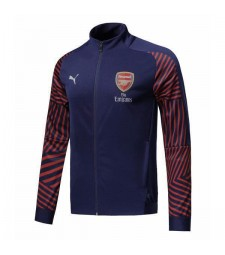 Arsenal Royal Blue Jacket 2018/2019