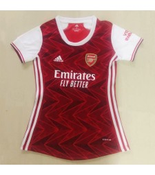 Arsenal Maillot Domicile Femme Football Maillots Football 2020-2021