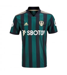 Leeds United maillot de football extérieur maillots de football uniformes 2020-2021