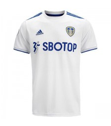 Maillot de football Leeds United Maillots de football à domicile uniformes 2020-2021