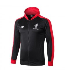 Liverpool Sweat à capuche Noire 2018/2019