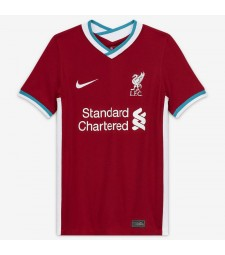 Maillot de football domicile Liverpool Liverpool 2020-2021