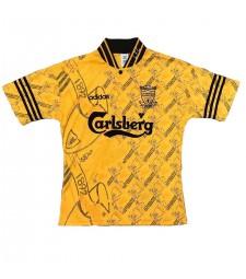 Liverpool maillot de football rétro hommes chemises de football 1994-1996