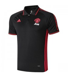 Manchester United Polo Jersey Football Formation Football Team Sportswear T-shirt 2019-2020