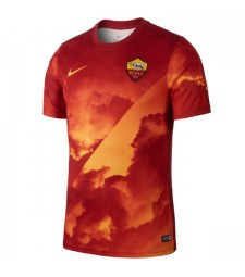 Maillot de maillot de football As Roma Training Pre-Match Training Mens 2019-2020