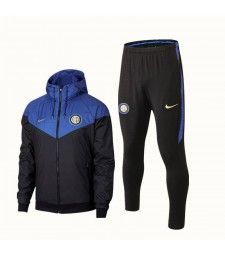 Inter Milan Blue Windrunner+Pant 2018/2019
