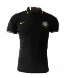 Polo Inter Milan Noir 2019