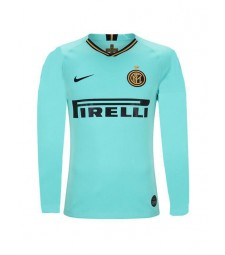 Maillot Inter Milan de football à manches longues 2019-2020