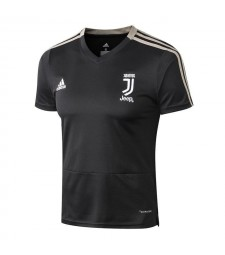 Juventus Black Training Shirt 2018/2019