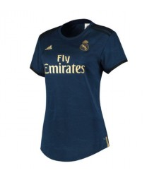 Maillot de football féminin du Real Madrid Away 2019-2020