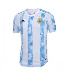 Argentine Équipe nationale à domicile Maillots de football Maillots de football pour hommes Uniformes 2020