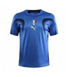 Italie Maillots de football rétro à domicile Maillots de football pour hommes 2006