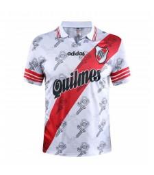 River Plate Home Maillots de football rétro Maillots de football pour hommes 1996