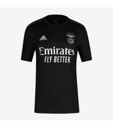Benfica Away Soccer Jerseys Maillots de football pour hommes uniformes 2020-2021