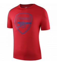 Chemise à col rond rouge Arsenal 2019-2020