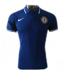 Chelsea Blue Polo Shirt 2019