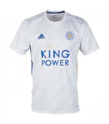Maillot de football Leicester City Maillots de football à domicile uniformes 2020-2021