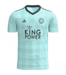 Maillot de football Leicester City Away Soccer Jersey pour homme 2021-2022