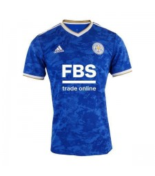 Leicester City Home Soccer Jersey Maillot de football pour homme 2021-2022