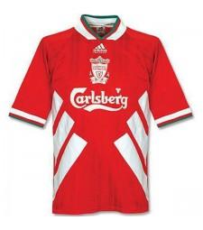 Maillot de football rétro Liverpool Home Maillot de football Sportwear pour homme 1993-1994